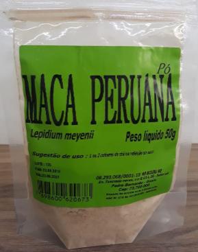 MACA PERUANA 50G - LAB AMAZONAS