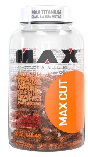 MAX CUT 60 CAPS - MAX TITANIUM