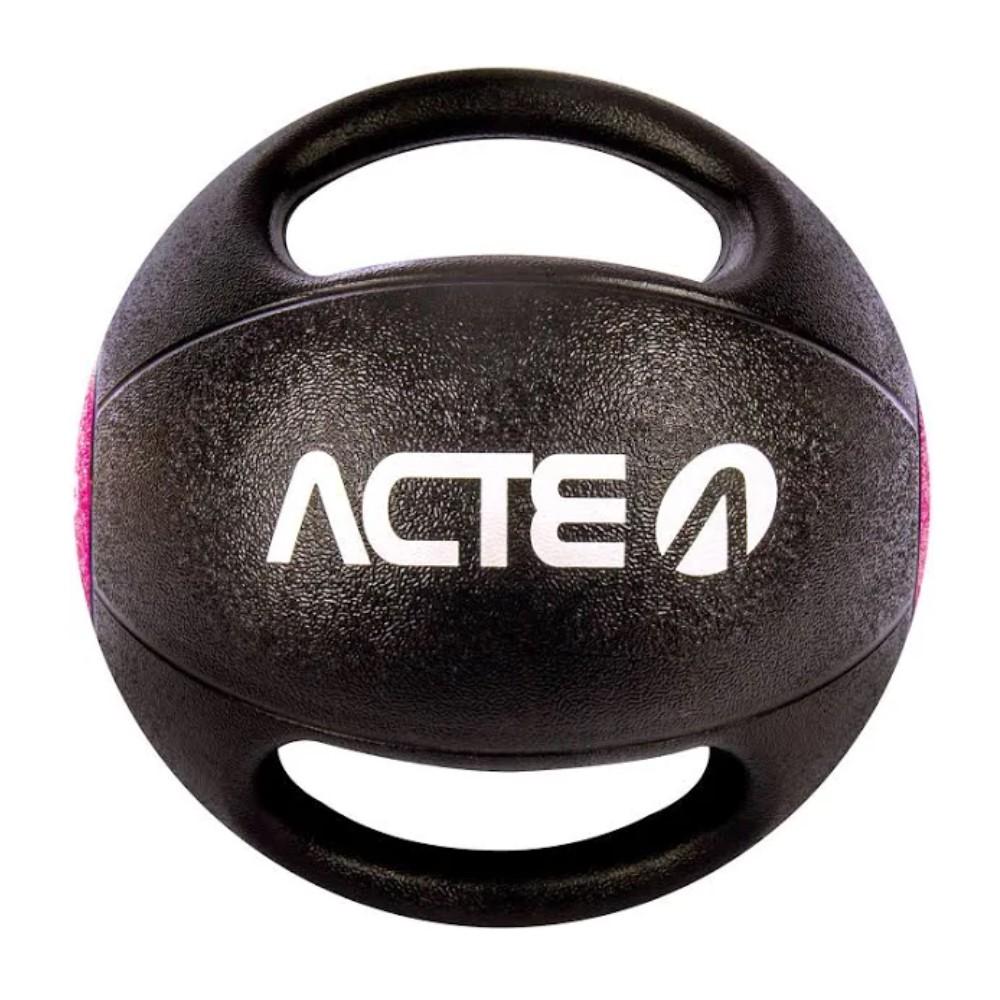 MEDICINE BALL COM PEGADA 5KG T109 - ACTE SPORTS