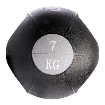 MEDICINE BALL COM PEGADA 7KG T110 - ACTE