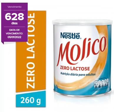 MOLICO 0% LACTOSE 260 GR