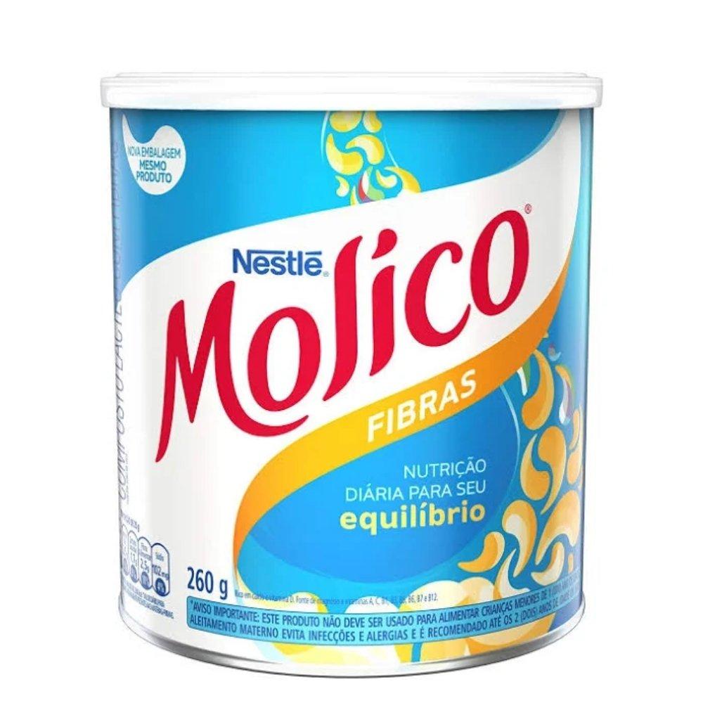 MOLICO FIBRAS 260G - NESTLÉ