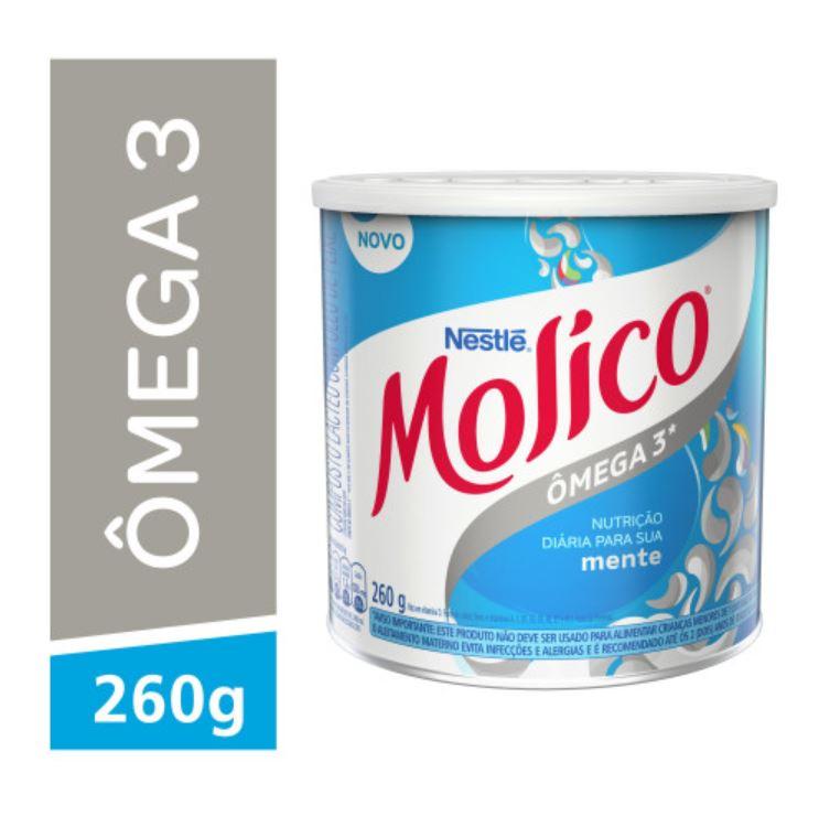 MOLICO OMEGA 3 260G - NESTLÉ