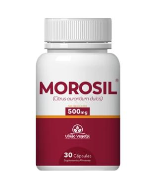 MOROSIL 500MG 30CAPS - UNIAO VEGETAL