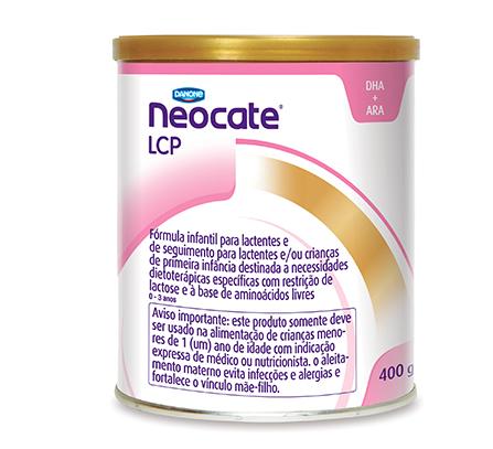 NEOCATE LCP 400G - DANONE