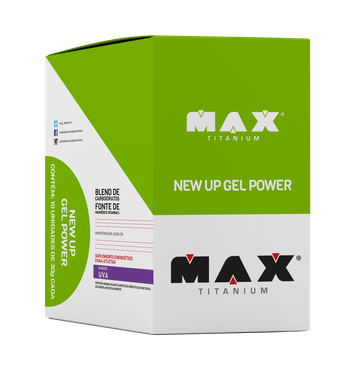 NEW UP GEL POWER UVA - MAX TITANIUM