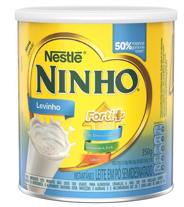 NINHO LEVINHO 350G (CX C/08 LATAS) - NESTLÉ