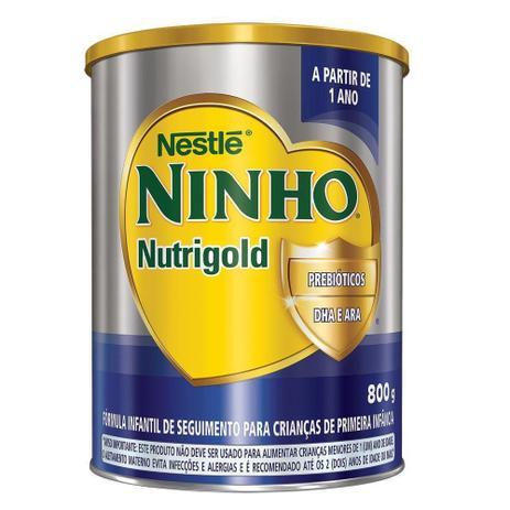 NINHO NUTRI GOLD 800G - NESTLÉ