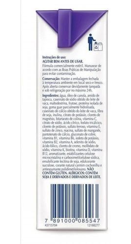 NOVASOURCE GC MORANGO 200ML - NESTLÉ