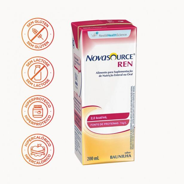 NOVASOURCE REN 200ML - NESTLÉ