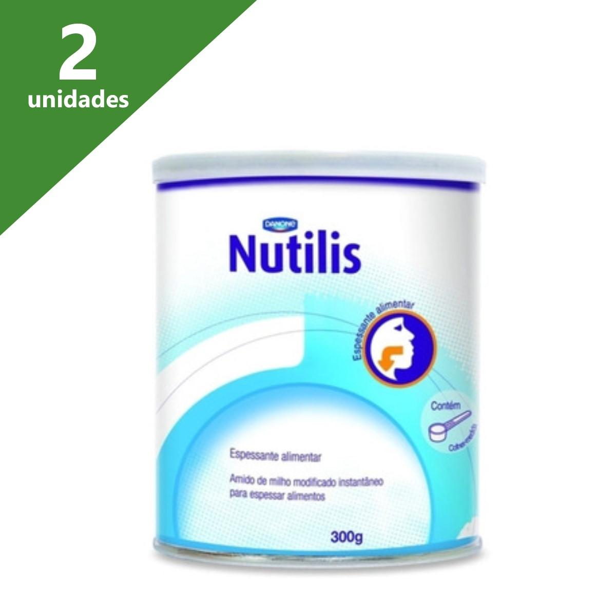NUTILIS ESPESSANTE ALIMENTAR 300G (C/02) - DANONE