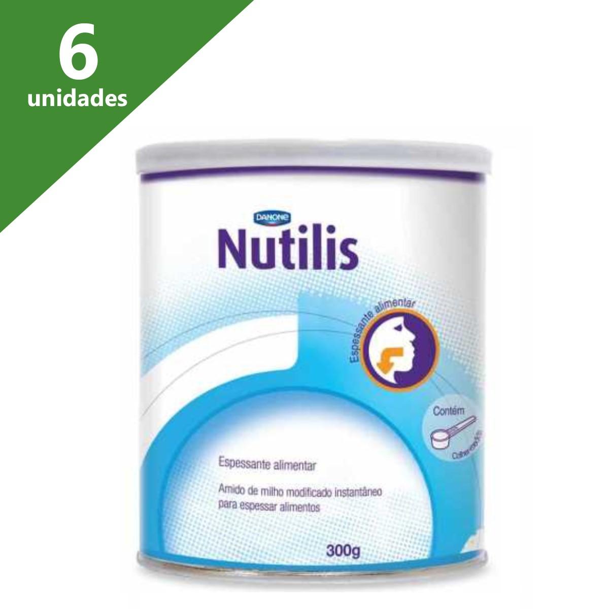 NUTILIS ESPESSANTE ALIMENTAR 300G (C/06) - DANONE