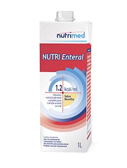 NUTRI ENTERAL 1.2 BAUNILHA - NUTRIMED