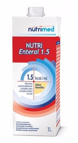 NUTRI ENTERAL 1.5 BAUNILHA TP 1000ML - NUTRIMED