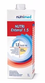 NUTRI ENTERAL 1.5 BAUNILHA TP 1000ML - NUTRIMED