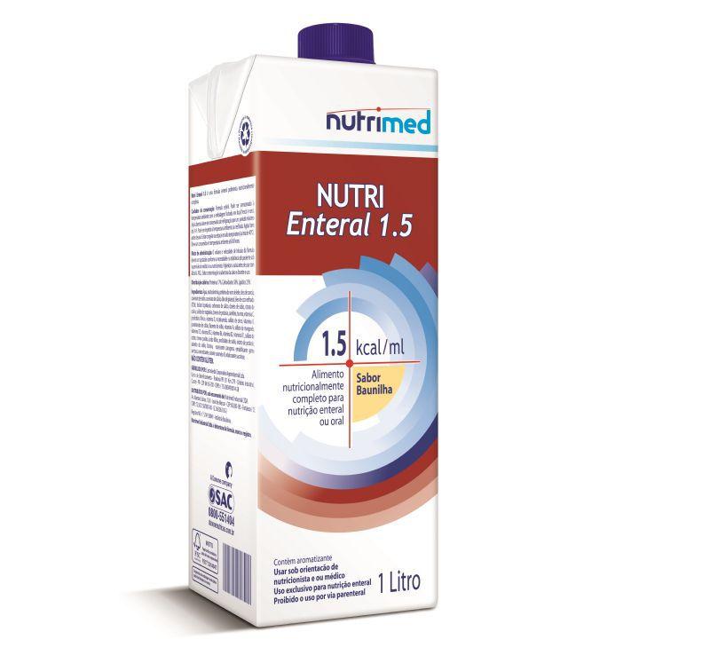 NUTRI ENTERAL 1.5KCAL/ML - NUTRIMED