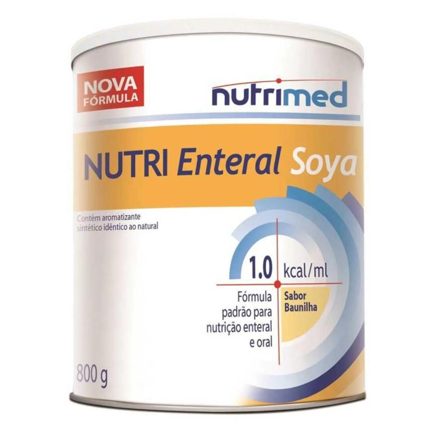NUTRI ENTERAL SOYA 1.0KCAL/ML 800G - DANONE