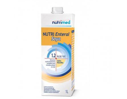 NUTRI ENTERAL SOYA 1 LITRO - NUTRIMED