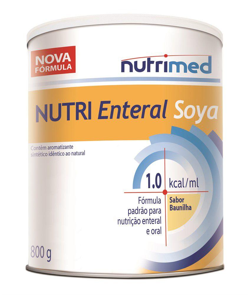 NUTRI ENTERAL SOYA PÓ 800G 1.0KCAL/ML - DANONE