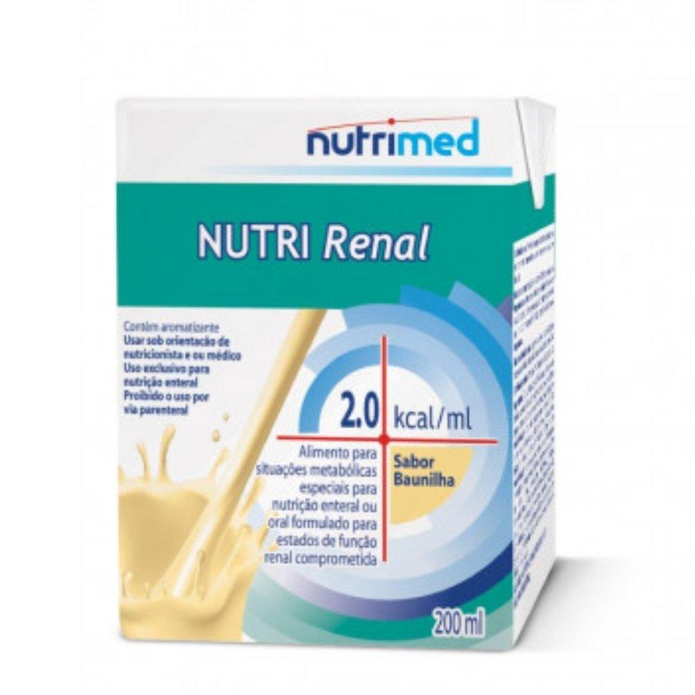 NUTRI RENAL 2.0KCAL/ML 200ML - NUTRIMED