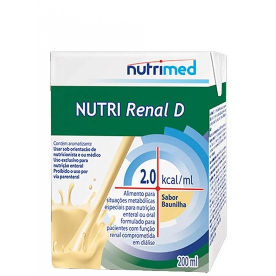 NUTRI RENAL D 2.0KCAL/ML 200ML - NUTRIMED