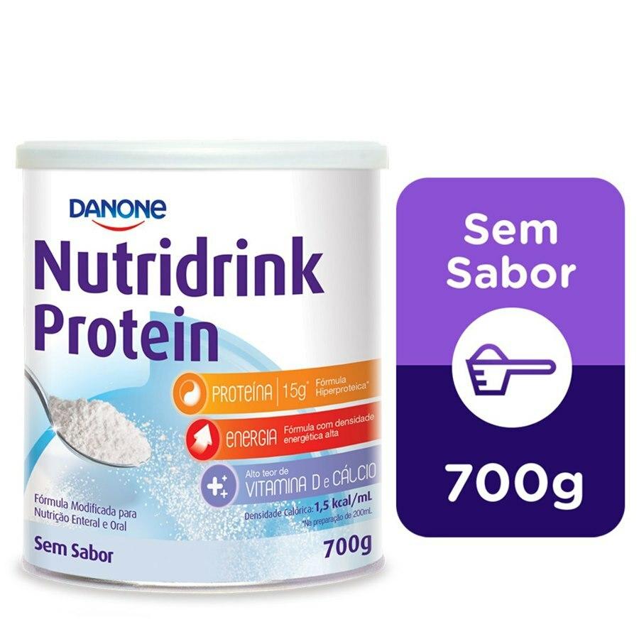 NUTRIDRINK PROTEIN NEUTRO 700G - DANONE