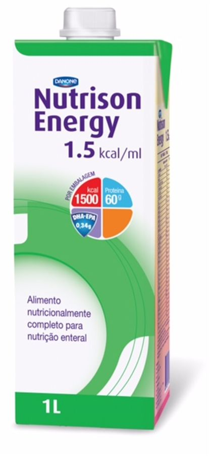 NUTRISON ENERGY 1.5KCAL/ML - DANONE