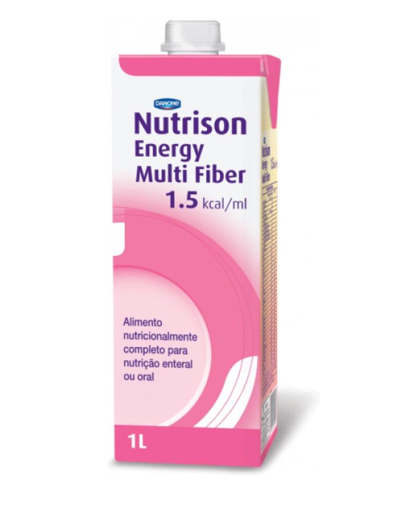 NUTRISON ENERGY MULTI FIBER 1.5 KCAL/ML - DANONE