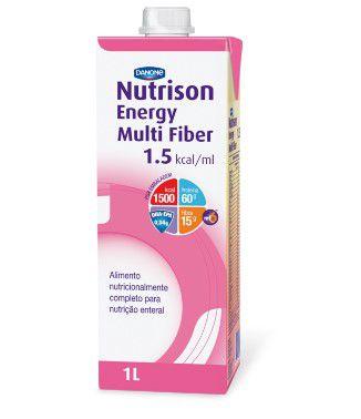 NUTRISON ENERGY MULTI FIBER 1.5 KCAL/ML - NUTRIMED