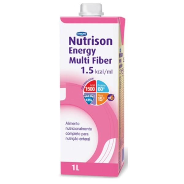 NUTRISON ENERGY MULTI FIBER 1L - DANONE