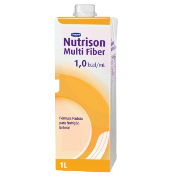 NUTRISON MULTI FIBER 1.0 KCAL/ML 1 LT SEM SABOR - DANONE