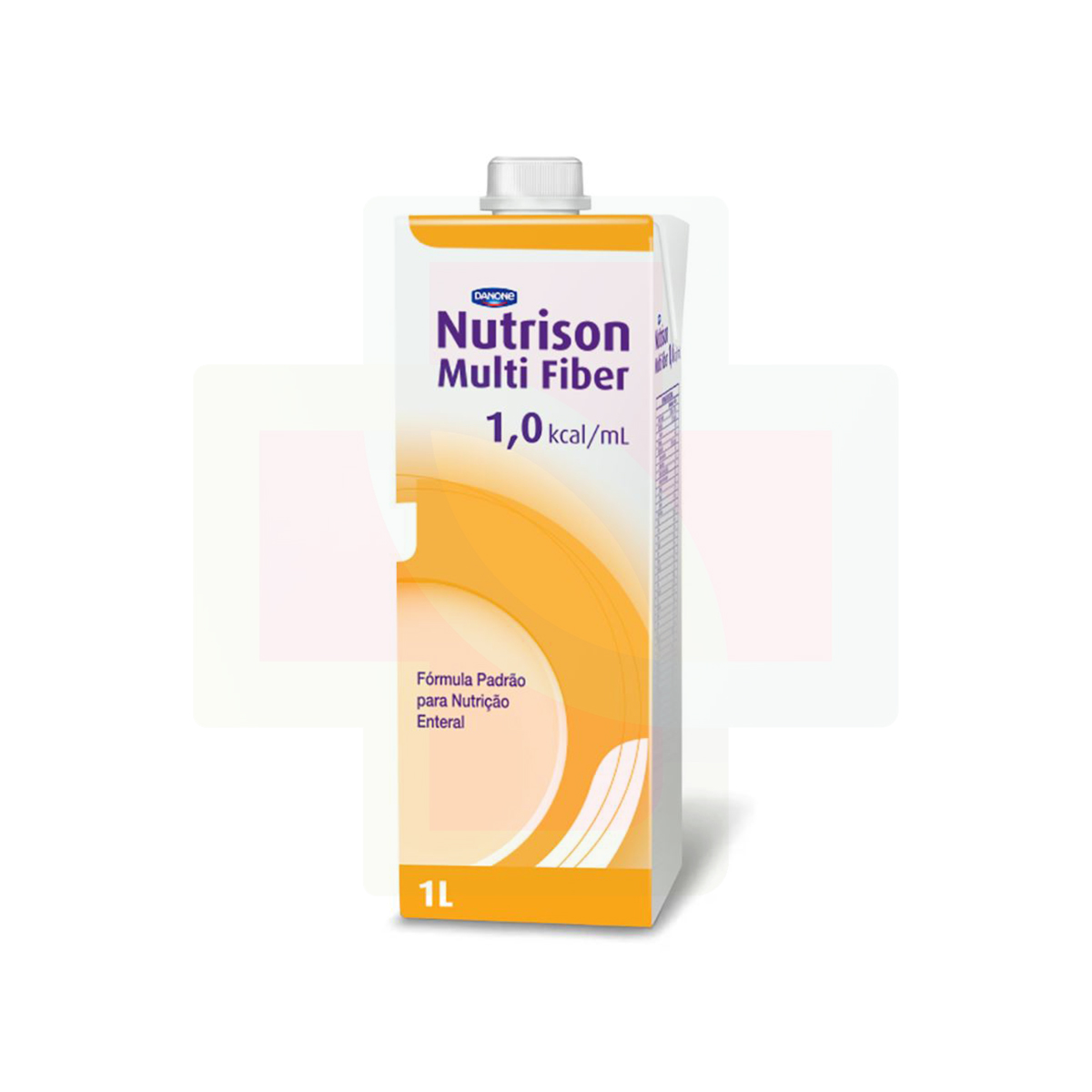 NUTRISON MULTI FIBER 1.0 KCAL/ML 1 LT SEM SABOR - DANONE ENTERAL