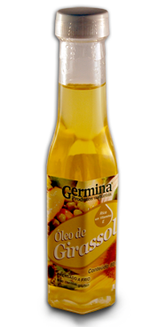 OLEO DE GIRASSOL 80ML - GERMINA