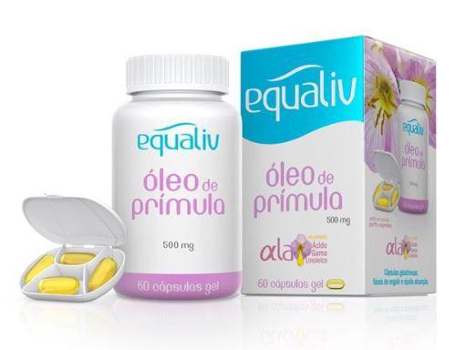 ÓLEO DE PRIMULA 60CAPS - EQUALIV