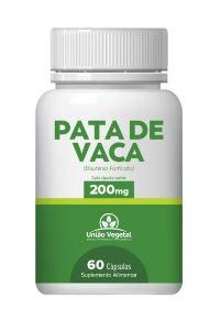 PATA DE VACA 60 CAPS 200MG - UNIAO VEGETAL