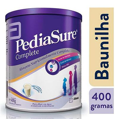 PEDIASURE BAUNILHA 400G - ABBOTT