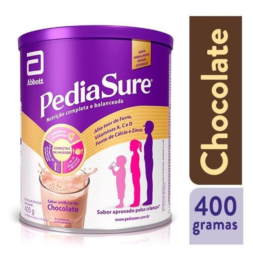PEDIASURE CHOCOLATE 400G - ABBOTT