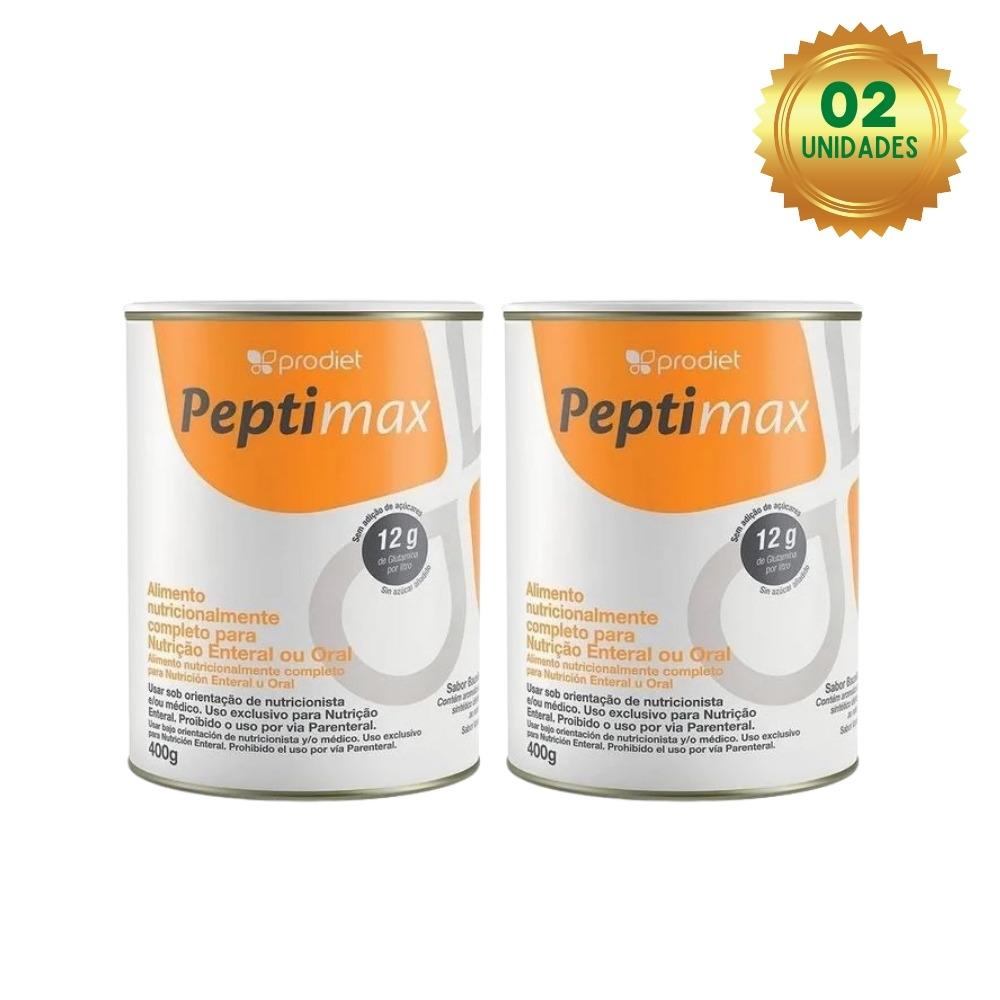 PEPTIMAX 400G (KIT 02 UNDS) - PRODIET