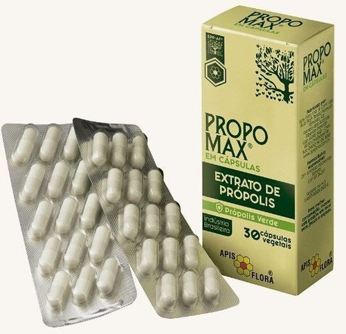 PROPOMAX 30 CAPSULAS - APIS FLORA