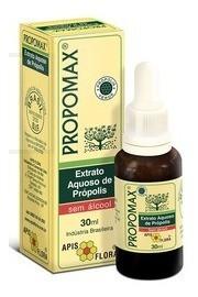 PROPOMAX EXTRATO PROPOLIS S/ALCOOL FR.C/30ML - APIS FLORA