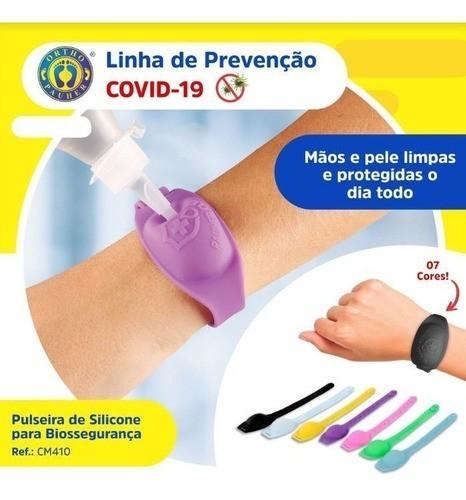 PULSEIRA DE BIOSSEGURANCA TAM.UNICO - CM410