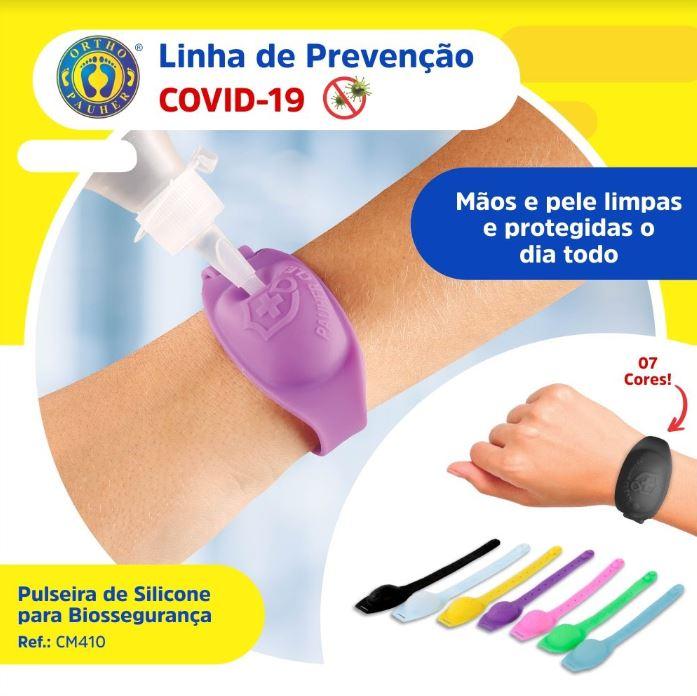 PULSEIRA DE BIOSSEGURANCA TAM.UNICO CM410 - ORTHO PAUHER