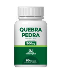 QUEBRA PEDRA 500MG 60CAPS - UNIAO VEGETAL