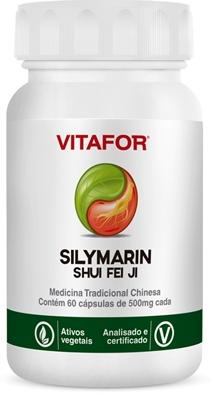 SILYMARIN SHUI FEI JI 60 CAPS - VITAFOR