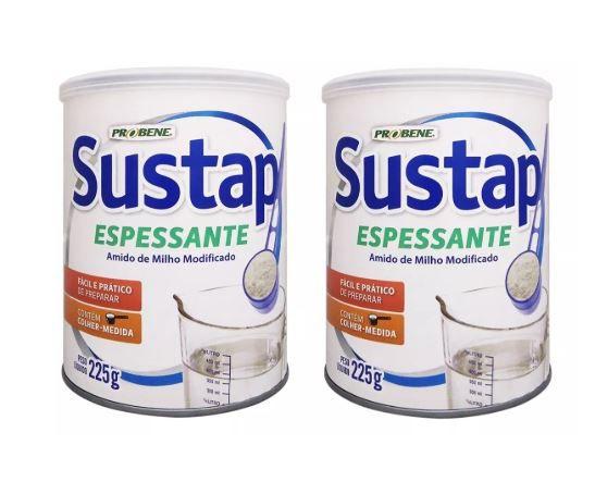 SUSTAP ESPESSANTE (KIT 2 UNIDADES) 225G - PROBENE