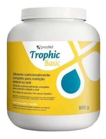 TROPHIC BASIC 800G (CX C/02 UNDS) - PRODIET