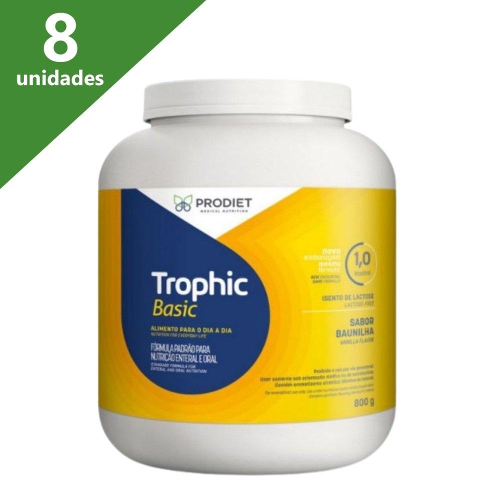 TROPHIC BASIC 800G (CX C/08 UNDS) - PRODIET