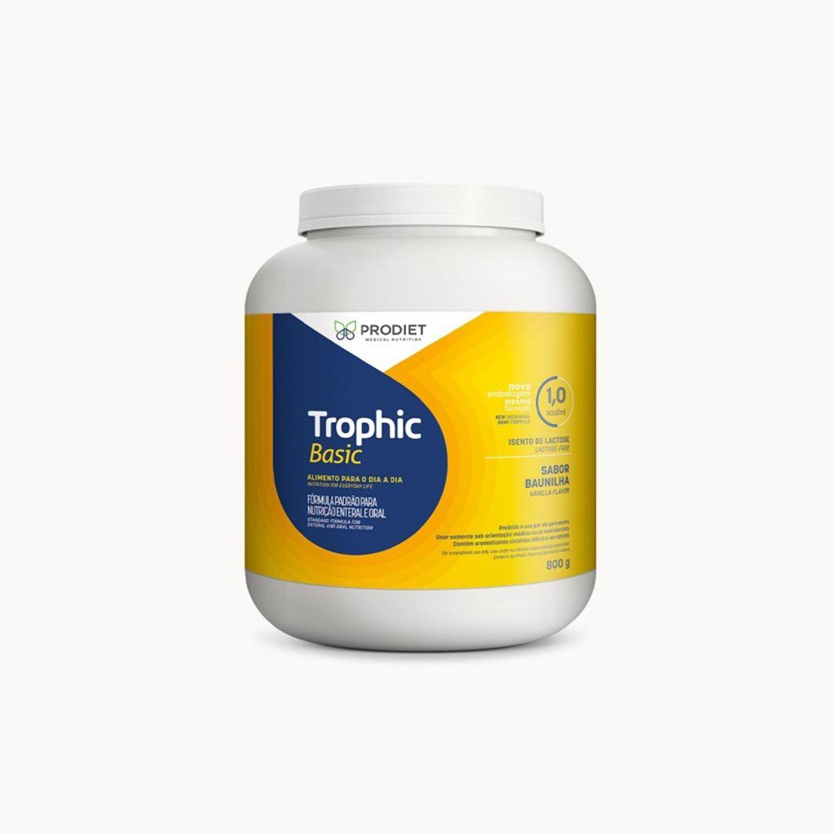 TROPHIC BASIC 800G (CX C/08UNDS) - PRODIET