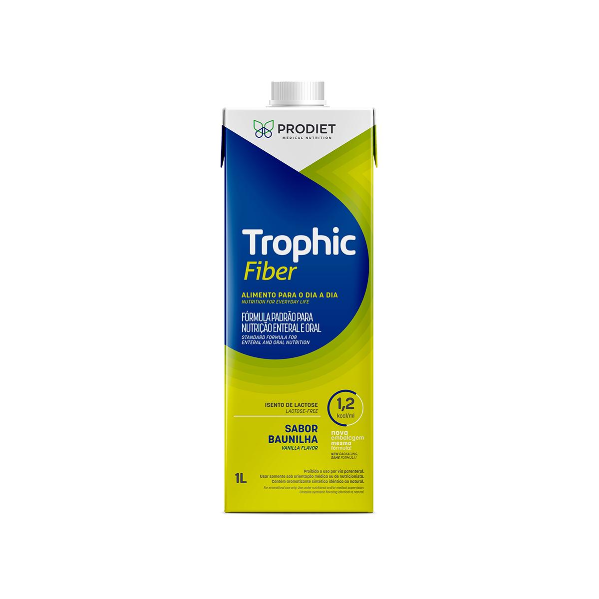 TROPHIC FIBER 1 LITRO (CX C/04 UNDS) - PRODIET
