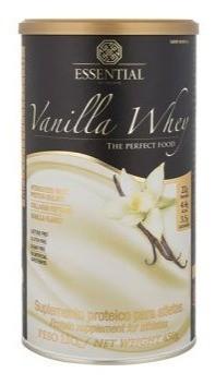 VANILLA WHEY LATA 450G - ESSENTIAL